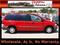 Options Included: 4-Speed A/T, 4-Wheel ABS, A/C, A/T,