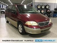 *Third Row*, Windstar SEL.   Come see the all new