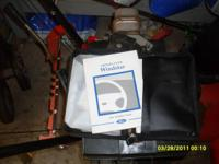 2001 Ford windstar service interval manual/owners