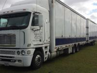 2001 Freightliner Argosy For Sale in Winchester,