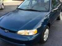 Drives and appearances Great! 4 cylinder Motor with