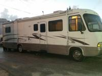 2001 Motorhome with 66 K miles. Runs like a champ.
