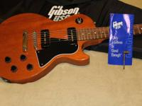 Right here's my great 2001 Gibson Les Paul Special with
