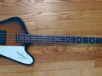 2001 Gibson Thunderbird Bass. Excellent original