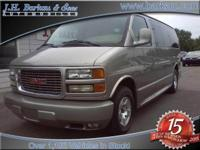 Options Included: Graphics, TV Vcp Player2001 GMC