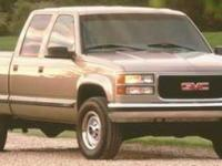 Options:  2001 Gmc Sierra 1500Hd Sle|Storm-Gray/|V8