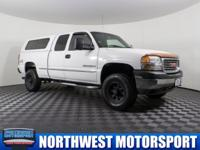 4x4 Truck with Canopy!  Options:  Am/Fm Radio|Air