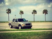 I'm selling a 2001 GMC Sonoma 4x4 with 53,600 miles!