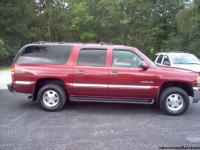 2001 GMC YUKON XL SLT 4X4, 5.3 V8 ENGINE, AUTOMATIC,