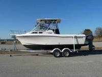 Boat Type: Power What Type: Walkaround Year: 2001 Make: