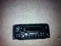 I have a factory head unit out of 2001 grand Cherokee