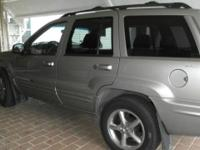 GRAND CHEROKEE LIMITED GRAY 51,000 MILES STICKER PRICE/