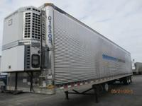 Up for sale is a 2001 Great Dane Reefer Trailer. The