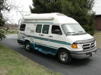 Very Nice 2001 GREAT WEST Class B Motor Home For