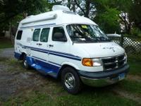 2001 Great West Van Class B RV