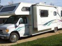 2001 Gulf Stream Conquest 31 This Class C motor home