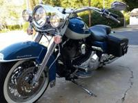 2001 Harley Davidson Road King Classic-Fuel Injected in