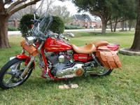 2001 Harley-Davidson CVO Screaming Eagle FXDWG2