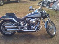 2001 Harley Davidson Duece, my wife looking to sell her