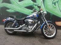 2001 HARLEY DAVIDSON DYNA THIS BIKE IS LIKE BRAND NEW