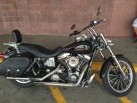 well maintained, garage kept, 2001 dyna low ryder,