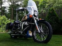 2001 Harley FXDL Ladies motorcycle. 1 owner. Beautiful