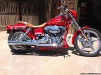 2001 Harley Davidson Dyna Wideglide 2 This bike is a