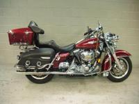 2001 Harley Davidson FLHR Road King. Lovely 2001 Harley