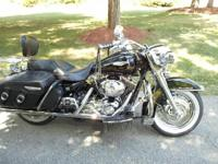 2001 Harley Davidson FLHRCI Road King Classic. 2001