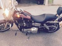 2001 Harley Davidson FXDL Dyna Low Rider. Low miles
