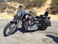 2001 Harley Davidson FXDWG Dyna Wide Glide 1 of a Kind