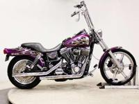 Mileage: 21,154 Mi Year: 2001 Condition: Used Dyna Wide