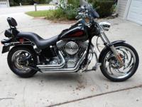 2001 Harley Davidson FXST Softail Standard. PRICE