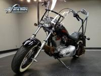 For sale is a 2001 Harley-Davidson FXSTI Softail with