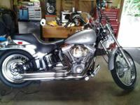 2001 Harley Davidson in Excellent Condition- - Shark