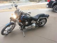2001 Harley Davidson Night train. 8354 Miles barely