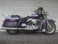 2001 H.D. ROAD KING FLHR-I, ORIGINAL MATURE OWNER, NO