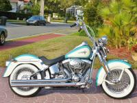 2001 HARLEY-DAVIDSON 1-OF A KIND FULLY CUSTOMIZED