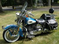 2001 Heritage Springer ..Adult owned..very