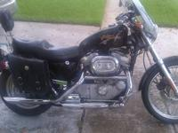 2001 Harley Davidson Sportster. 1200 cc Screaming
