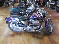 2001 Harley-Davidson XLH Sportster 1200 Custom