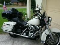 2001 Harley Road king police. 78,000 miles, well
