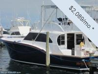 1969 Hatteras 45 Custom with twin Detroit 550 HP