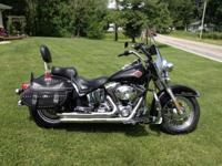 New tires,battery, Vance& Hines exhaust, Highway pegs