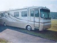 In Excellent condition with Two slide outs, Powered by