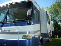 2001 Holiday Rambler Endeavor Class A. New tires- 2