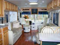 I am a beautiful motor home and we have lived here for