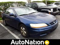 2001 Honda Accord Cpe Our Location is: AutoNation Honda