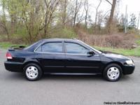 2001 Honda Accord EX 3.0 liter VTEC V-6, automatic
