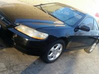 2001 Honda Accord EX in excellent condition.... 2door